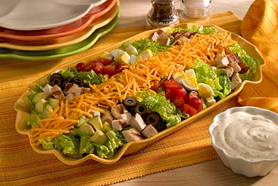 Hollywood Grill Cobb Salad